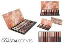 Paletas Coastal Scents / Revealed, Revealed2 & Colors