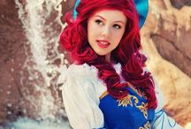 Disney Cosplay / by Ariel Triton
