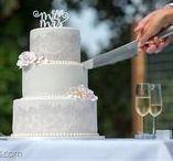 Bruidstaart / Wedding cake / Bruidstaart / Wedding cake