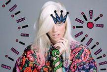 mixed media / mix your media, mix your fabrics | xoxo queen of raw