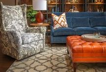 Bucks County Designer House & Gardens 2015 / We have the pleasure of furnishing the Great Room inside this year's Bucks County Designer House. Stay tuned for updates on our design!