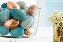 Easter Decorating / Feeling Festive? Here's a collection of some of our favorite Easter decorating ideas!