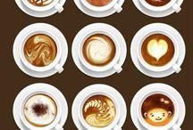 Food and coffee