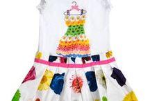 < GARDEN PARTY > / Bright budding florals bloom all over De Salitto's childrenswear Garden Party collection.