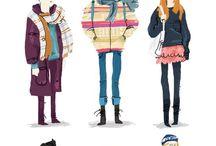 服飾 dailywear
