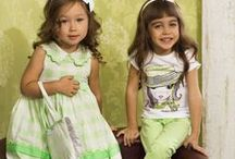 < MAD FOR PLAID > / Coming in all various silhouettes a little girl can do no wrong with this classic look. This preppy trend can be styled so many different ways that it will certainly become a fashion staple in her wardrobe. Our personal favorite is when paired with denim with a touch of green.