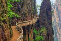 Turistické chodníky