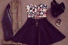 Moda / ♥ Toda Clase De Vestuario Peinados Y Mas Que Me Llame La Atención.♥