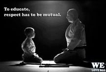 Budo / Martial Arts, martial instructors and cotations about martial arts.