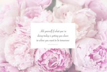 Quotes/Inspiration