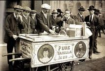 Authentic Street Carts / Nothing is better than getting cold, refreshing Italian Ice from a nearby street cart.