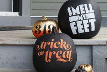 Spooktacular Halloween / All things Halloween!