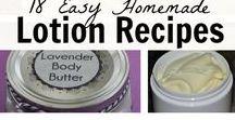 DIY KOSMETIK | Peeling Bodybutter / DIY Kosmetik Rezepte für den Körper DIY body care beauty reciepts