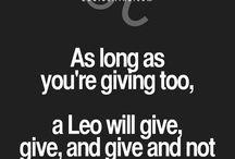 """Zodiac sign """"Leo"""""""