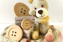 """nursery decor ideas / #Handmade small #treasures and little trinkets that can give your #children's #nursery the """"character"""" you wish it to have. #nurserydecorideas #girlsnursery #boysnursury #newbornbaby #newborngiftideas #newborngift #babygirl #babyboy #pastelcolors.  Feel free to repin anything you want. Let's keep this board attractive!!! If you want to participate follow me and send me an email: adamandia72@gmail.com."""
