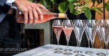 Wedding Toast Ideas / Champagne