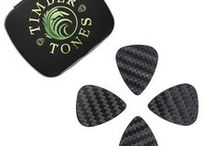CARBON TONES / Carbon Tones Guitar Picks are CNC Water Jet Cut to our Classic 351 shape. They are available in 4 thicknesses from 0.25mm to 1.5mm and thus range from very flexible to completely stiff. They are manufactured from Aerospace Grade Carbon Fibre which has been hand polished on the edges to ensure perfect quality.