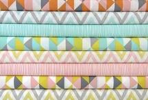 Pattern / A pattern emerges...