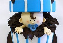Sweet Genius: Baby Cakes / Cakes for Children / by Tracey S