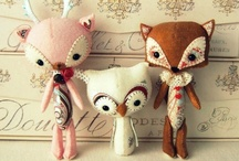 DIY / diy crafts knitting fimo art inspiration dolls textiles handmade