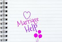 Marriage Help / Tips and inspiration to help strengthen your marriage. May our marriages be strong, spicy and special! ❤