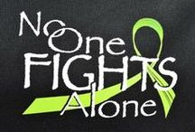 No One Fights Alone® / Positive and Powerful! Support your loved one with our variety of No One FIghts Alone® products! / by Choose Hope