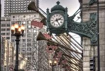 Chicago is...my kind of town!! / by Peg Krueger