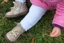 Kids Fashion / Kids wearing Ciciban Shoes
