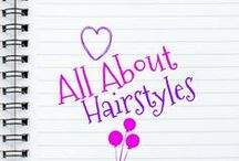 All About Hair --- For Me and the Girls / Hair helps, tips, tutorial and inspiration.