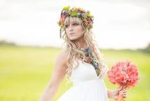 Accessories & Hair Ideas & Makeup!!! / Check out these fabulous hair and accessory ideas and gorgeous make-up looks for the big day!!