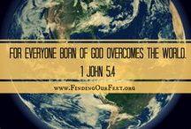 Faith & Inspiration Blog Posts / Faith based and inspirational blog posts from around the world!