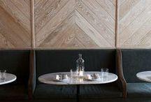 shops, restaurants and hotels / by irene de coninck