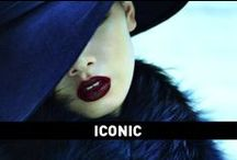 ICONIC | Style / A strong statement that is remembered through time.