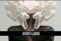 AVANT-GARDE | Style / Throwing away all the rules.