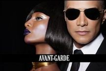 AVANT-GARDE | Beauty / Throwing away all the rules.