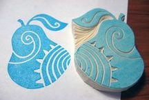 ~Stamps Stamps and Stamps~ / Rubber, ceramic, metal, wood Stamps for DIY