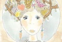 ~Donnedispirito by Serena alyas Liquerizia~ / art