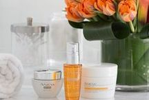 Avon Anew Products / #Avon Anew #Skincare products. #AntiAging #Avon #SkincareSunday