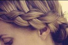 Hair / hair, hair styles, hair color, beauty