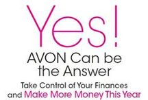 Say Yes to AVON Today! / Say Yes to Avon! Buy Avon online or start your own business and join my team at www.youravon.com/adavis0493