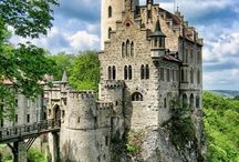 Castles , buildings