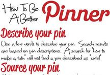 Pinterest & Pinners