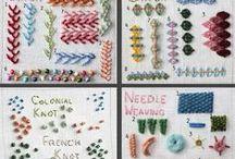 Bordado/ Embroidery