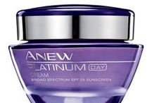 Avon Anew Platinum / Avon Anew Platinum products. If your skincare concern is sagging skin and loss of definition, these are the products for you. www.youravon.com/adavis0493