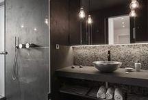 Home: Bathroom / home inspiration bathroom decor design furniture