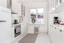 Home: Kitchen / kitchen home decor design furniture inspiration style