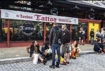 London Tattoo Convention 2014 / International London Tattoo Convention 2014