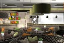 Restaurant Design Scheme