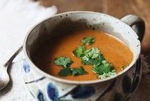 Soupes VG / Des idées de soupes qui changent de la soupe !!!