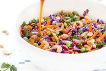 Salades VG / Des idées de salades vegan !